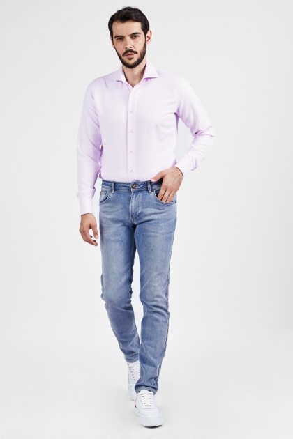 CAMASA D'S DAMAT SLIM FIT