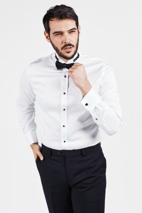 CAMASA D'S DAMAT DE CEREMONIE SLIM FIT