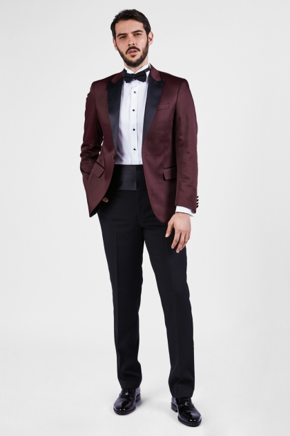 COSTUM DE CEREMONIE D'S DAMAT SLIM FIT